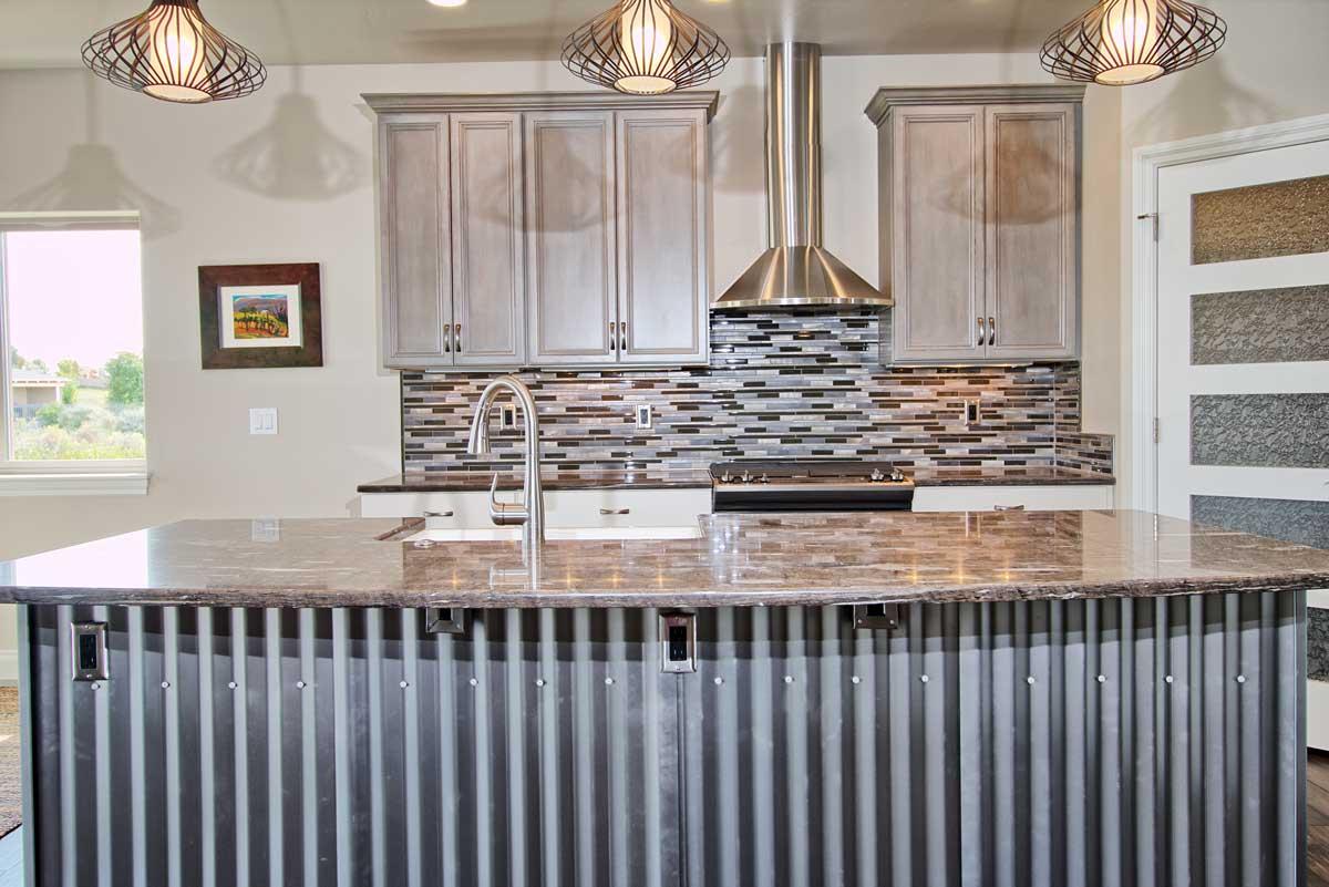 Spring crossing gj porter homes for Colorado custom home designs