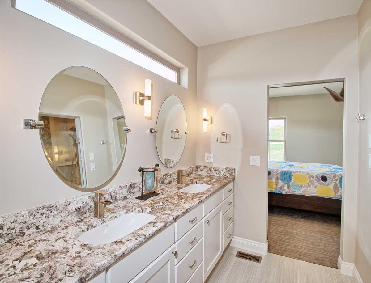 Spring crossing gj porter homes for Custom home designs review