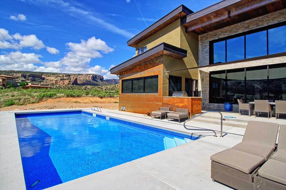 Custom home design colorado gj porter homes for Colorado custom home designs